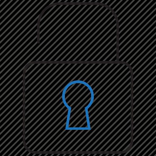 access, granted, hack, unlock icon