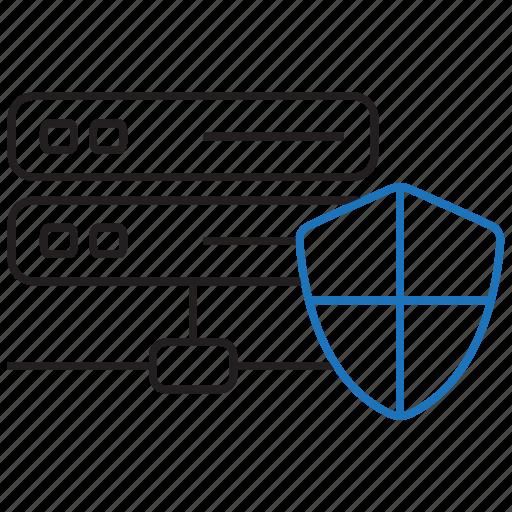 database, security, server icon