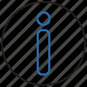 faq, help, info icon