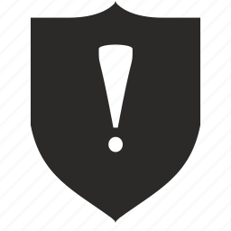 antivirus, attention, danger, look, protection icon