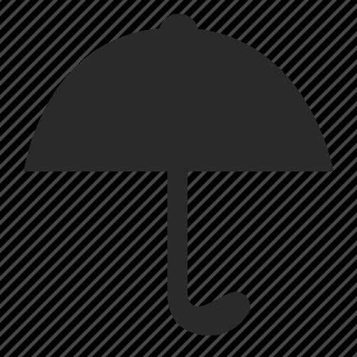 protect, rain, safety, umbrella icon