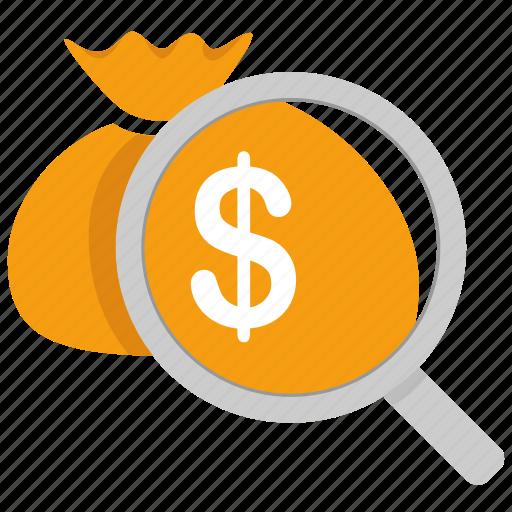 business, cash, ecommerce, financial, money, profit, sale icon