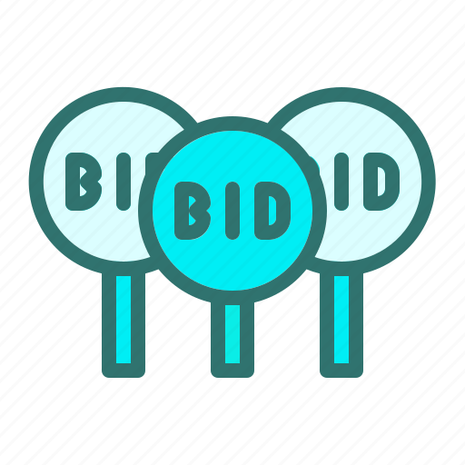 auction, bid, court, mortage, sale, sell, trade icon