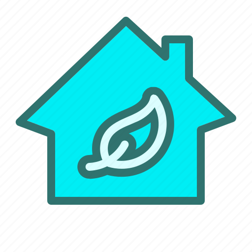 eco, ecology, enviroment, fiendly, green, house, nature icon