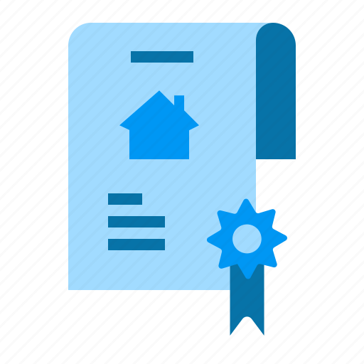 agreement, certificate, contract icon