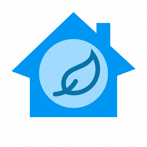 eco, ecology, enviroment, green, home, house, nature icon