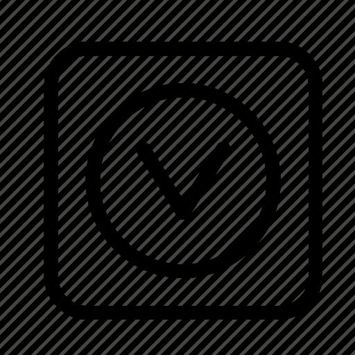 ic, v, version icon