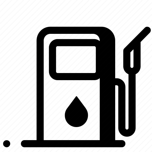 Fuel, gas, gasoline, petrol, pump, station icon - Download on Iconfinder