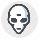 alien, aliens, movies, science, search, space, ufo icon
