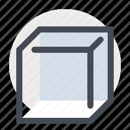 abstract, box, knowledge, school, study, teaching, university icon