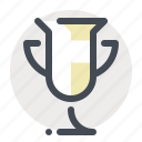award, knowledge, medal, school, study, trophy, winner icon