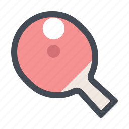 ball, championship, competition, game, play, racket, table tennis icon