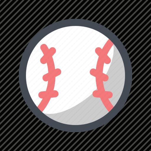 active, ball, baseball, championship, competition, game, play icon