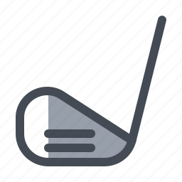 championship, competition, game, golf, play, sport, stick icon