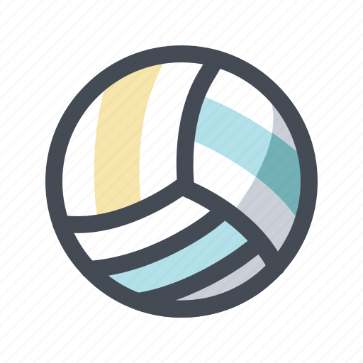 active, beach, championship, competition, game, sport, volleyball icon