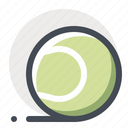 ball, championship, competition, cricket, play, sport, tennis ball icon