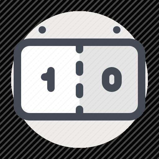 board, championship, competition, manual, play, score, score card icon
