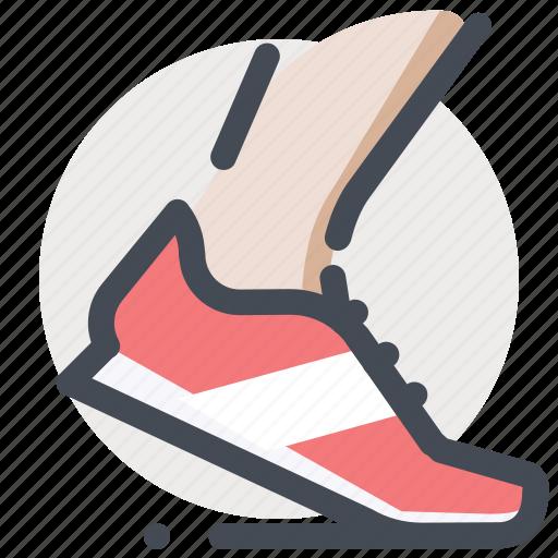 athlete, championship, footwear, runner, shoes, sport, sprinter icon