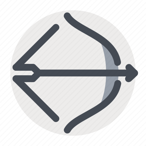 archery, arrow, championship, competition, play, sport, target icon