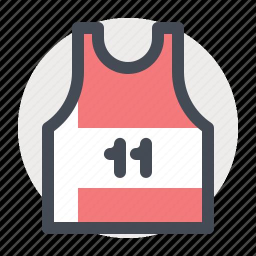 championship, dress, olympic, play, sport, tee, tshirt icon