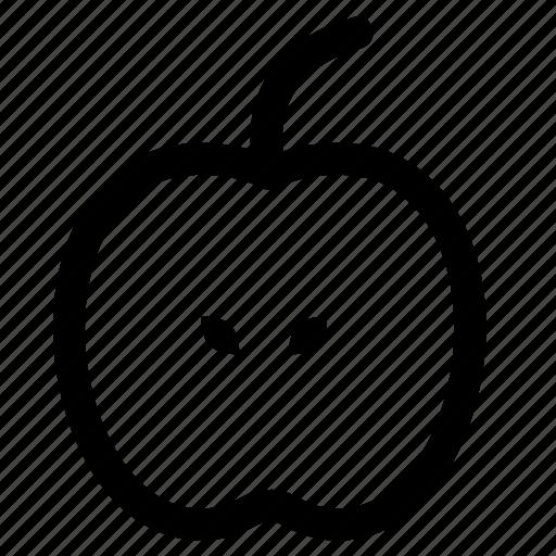 apple, apples, food, fresh, fruit, health, leaf icon