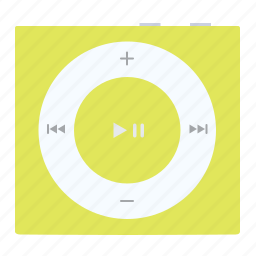 apple devices, ipod, music, player icon