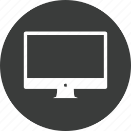 computer, desktop, display, imac, monitor icon