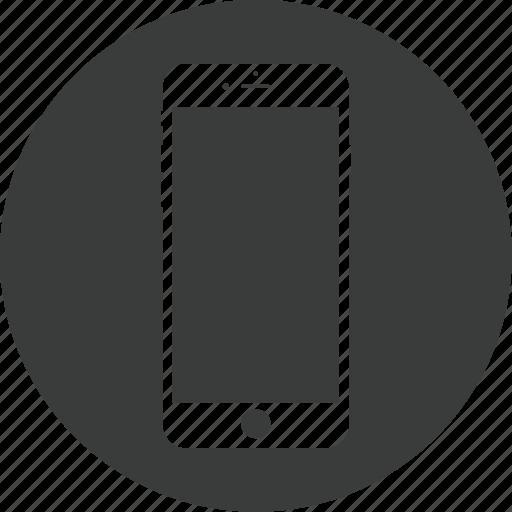 iphone, smartphone icon
