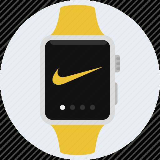 apple, edition, gadget, iwatch, nike, smartwatch, watch icon