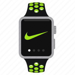apple, device, edition, gadget, nike, smartwatch, watch icon