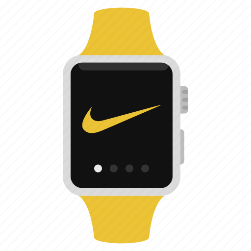 apple, applewatch, device, gadget, nike, smartwatch, watch icon