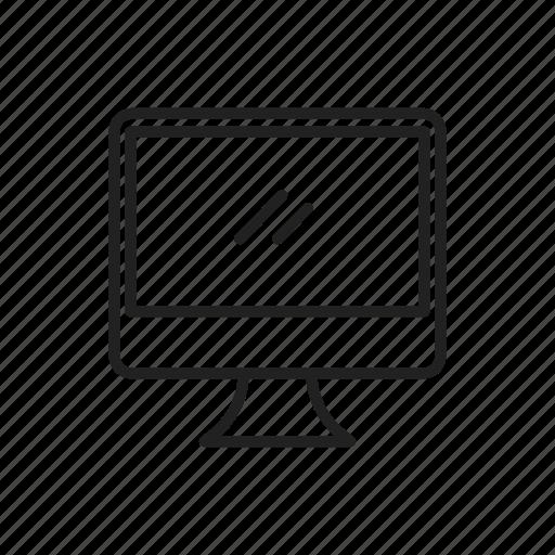 apple, imac, monitor, product, screen icon