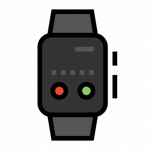 apple, call, incoming, watch icon