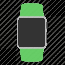 apple, apple watch, gadget, timepiece icon