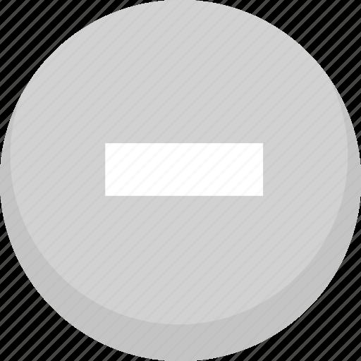 block, cancel, stop, termination icon