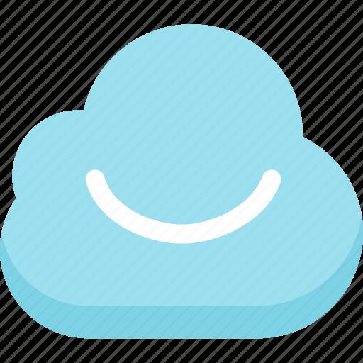 cloud, good, good weather icon