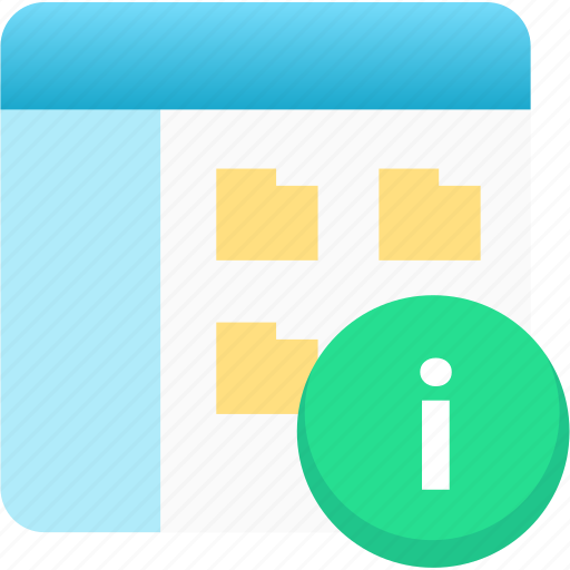 file browser, file explorer, window icon