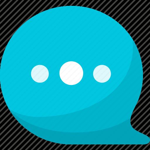 comments, conversation, dicuss, message, talk icon