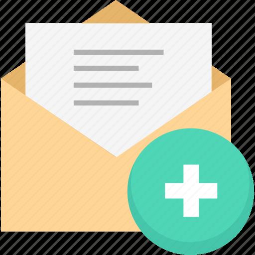 email, envelope, newletter, newsletter icon