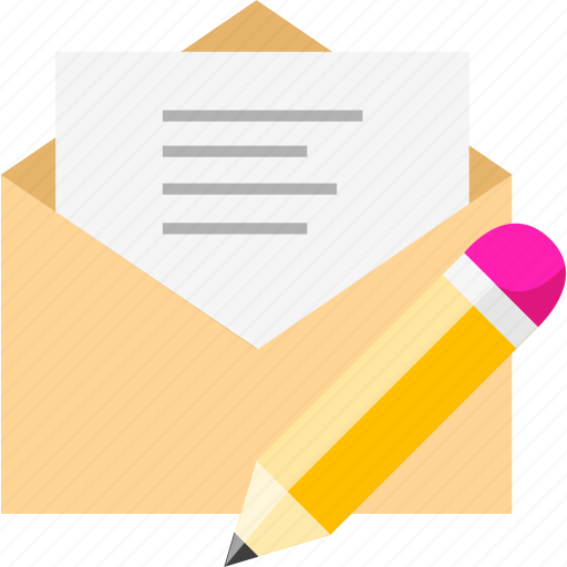 compose, email, envelope, newletter icon