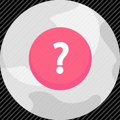 online help, online support, site issue icon