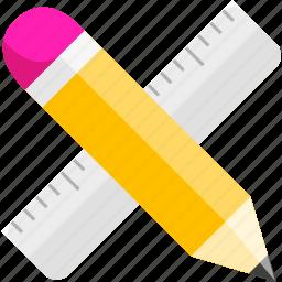 creative, design, sizes icon