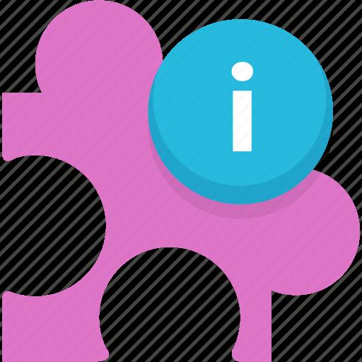 component, plug, plugin, plugin information, puzzle icon