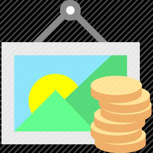 stock image, stock photo, stock picture icon