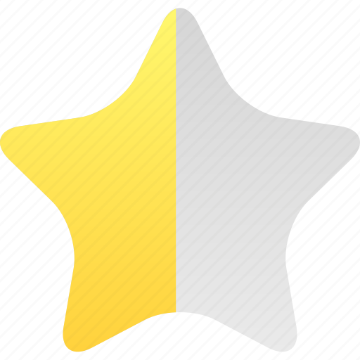 like, rate, rating, star icon