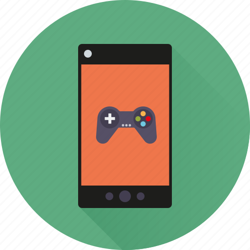 app, controller, games, gaming, mobile, online, phone icon