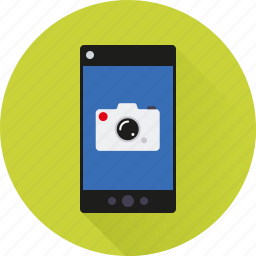 app, camera, imaging, mobile, phone, photography, pictures icon