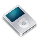 apple, ipod, music player icon