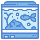 animal, aquarium, fish, pet, shop, tank icon