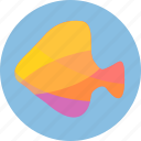 animal, aquatic creatures, fish, ocean, sea icon